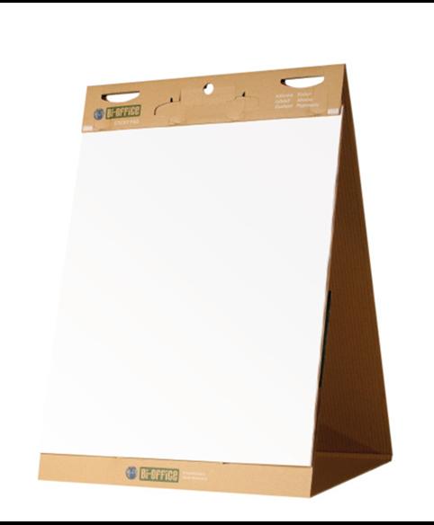 Image 1 of Flipchart Pads - EARTH Self-stick Tabletop Flipchart Pad