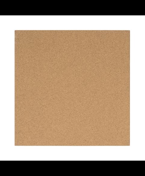Image 1 of Frameless Cork Board