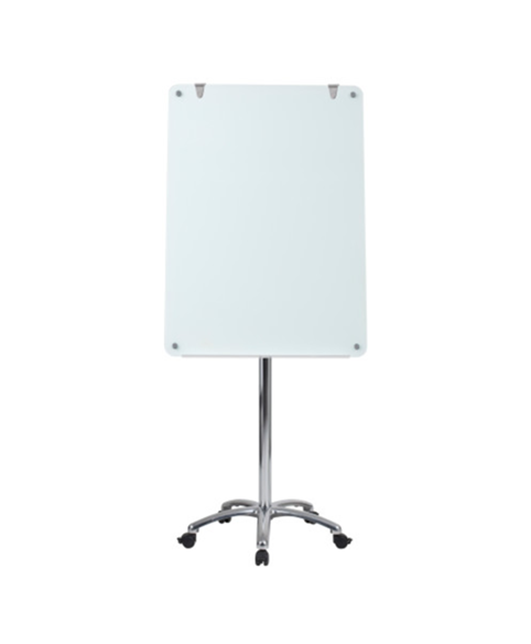Image 1 of Easels - Prime Glass Mobile Easel