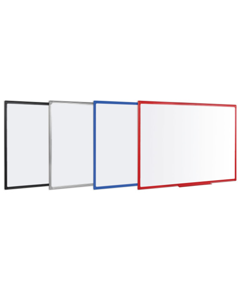 Image 1 of Whiteboards - Maya Plastic Framed Whiteboard