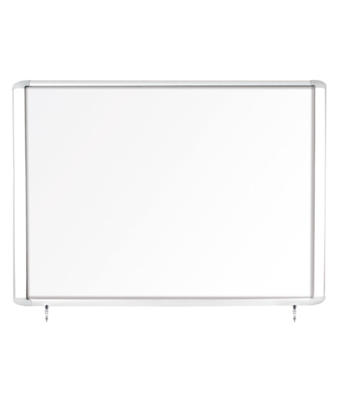 Image 1 of Lockable Boards - Mastervision Weatherproof Top Hinged