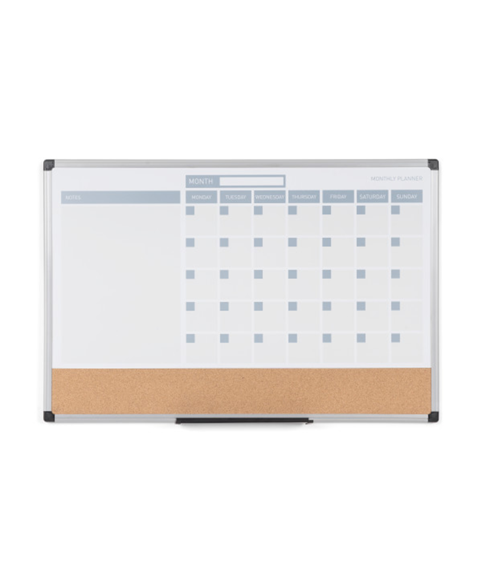 Image 1 of 3-In-1 Monthly Planner