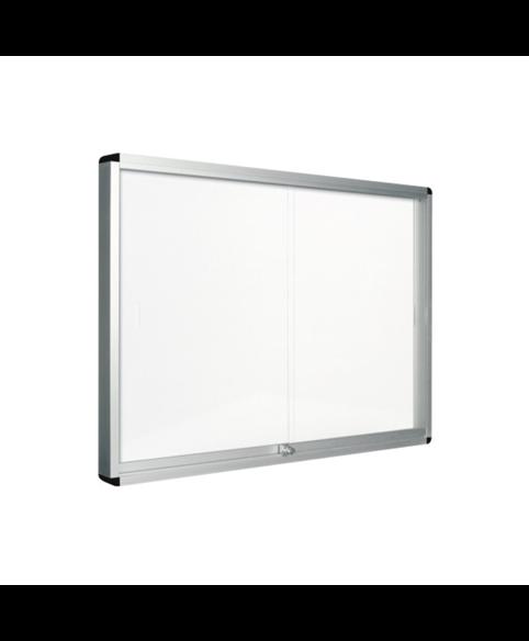 Image 1 of Lockable Boards - Exhibit Indoor Lockable Board