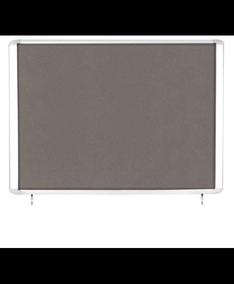 Image 1 of Lockable Boards - Mastervision Weatherproof Top Hinged Felt
