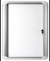 Image 0 of Lockable Boards - MasterVision Indoor Lockable Board