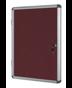 Image 2 of Lockable Boards - EARTH Enclore Lockable Board Felt